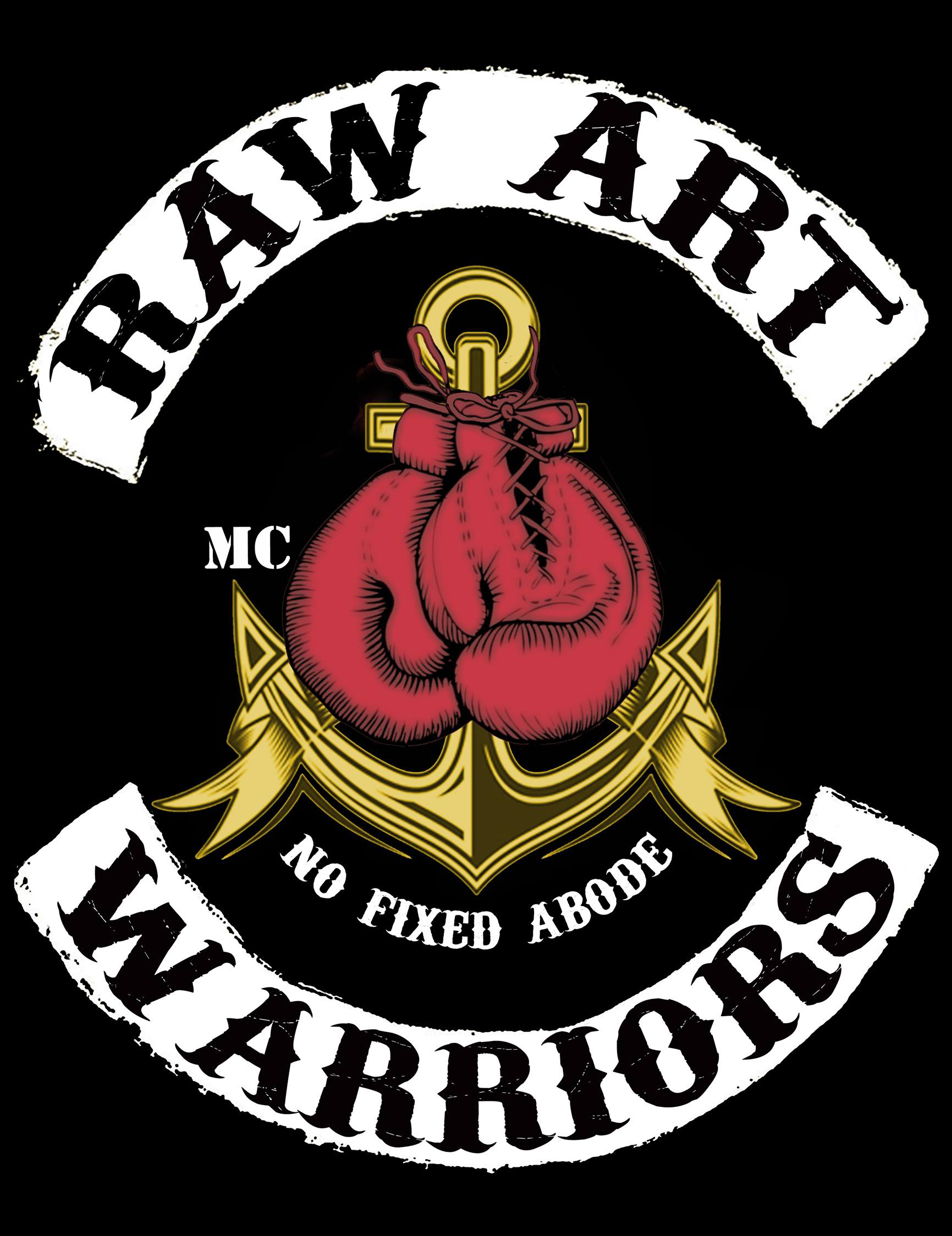 Raw Art Warriors